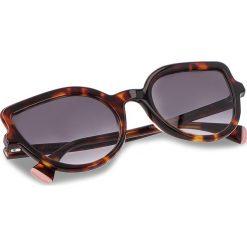 Okulary przeciwsłoneczne MARELLA - Swing 38010382  002. Brązowe okulary przeciwsłoneczne damskie Marella. W wyprzedaży za 319.00 zł.