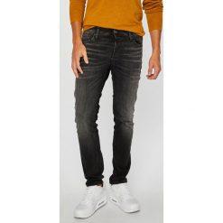 Jack & Jones - Jeansy. Szare jeansy męskie Jack & Jones. W wyprzedaży za 179.90 zł.