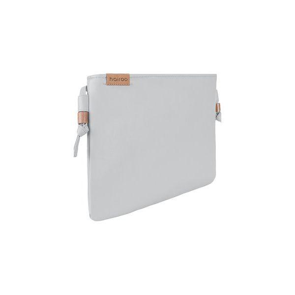 86ab5c1a987f5 Nodo bag jasnoszara kopertówka z paskiem na ramię - Kopertówki ...