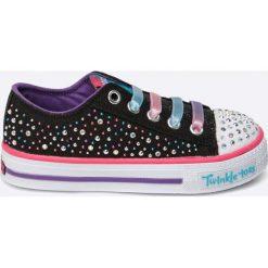 Skechers - Tenisówki dziecięce twinkle toes. Trampki i tenisówki dziewczęce Skechers, z materiału. W wyprzedaży za 159.90 zł.