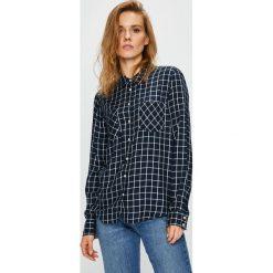 Mustang - Koszula. Szare koszule damskie Mustang, z długim rękawem. W wyprzedaży za 139.90 zł.