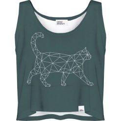 Colour Pleasure Koszulka damska CP-035 237 zielona r. XXXL-XXXXL. T-shirty damskie Colour Pleasure. Za 64.14 zł.