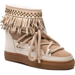 Buty INUIKII - Sneaker Fringes 70202-29 Cream. Kozaki damskie marki Roberto. W wyprzedaży za 989.00 zł.