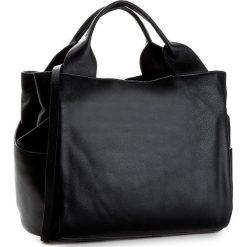 Torebka CLARKS - Talara Star  Black Leather. Czarne torebki do ręki damskie Clarks, ze skóry. W wyprzedaży za 539.00 zł.