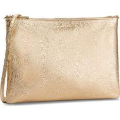 Torebka COCCINELLE - CV3 Mini Bag E5 CV3 55 F4 07 Platino N94. Żółte listonoszki damskie Coccinelle, ze skóry. W wyprzedaży za 379.00 zł.