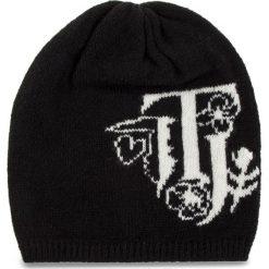 Czapka TRUSSARDI JEANS - Hat Logo 59Z00086 K299. Czarne czapki i kapelusze damskie TRUSSARDI JEANS, z jeansu. Za 189.00 zł.