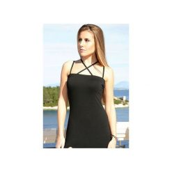 Długa sukienka czarna Perfect Evening. Czarne sukienki damskie Wow, eleganckie, z długim rękawem. Za 240.00 zł.
