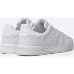 Adidas Originals - Buty superstrar bounce. Szare buty sportowe męskie adidas Originals, z gumy. W wyprzedaży za 299.90 zł.