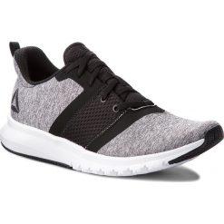 Buty Reebok - Print Lite Rush CN2606 Black/White. Szare buty sportowe męskie Reebok, z materiału. W wyprzedaży za 209.00 zł.