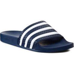 Klapki adidas - adilette 288022 Adiblu/Wht/Adiblu. Klapki damskie marki Birkenstock. W wyprzedaży za 139.00 zł.