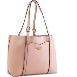 Torebka MY TWIN - Shopping VA8PGN Bic.Rose/Clou 02856. Czerwone torebki do ręki damskie My Twin, ze skóry ekologicznej. Za 599.00 zł.
