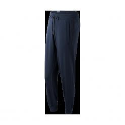 New Balance WP63553NV. Czarne spodnie dresowe damskie New Balance, z bawełny. W wyprzedaży za 99.99 zł.