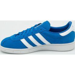 Adidas Originals - Buty Munchen. Szare buty sportowe męskie adidas Originals, z materiału. W wyprzedaży za 296.91 zł.