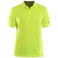 One Way Męska Koszulka Polo Short Sleeve Pique Yellow Xxl. Koszulki sportowe męskie One Way, z tkaniny. Za 129.00 zł.