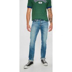 Tommy Jeans - Jeansy Scanton. Niebieskie jeansy męskie Tommy Jeans. Za 399.90 zł.