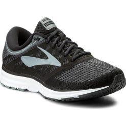 Buty BROOKS - Revel 110260 1D 002 Black/Anthracite/Primer Grey. Czarne buty sportowe męskie Brooks, z materiału. W wyprzedaży za 349.00 zł.