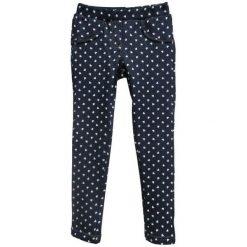 Topo Legginsy Dziewczęce 110 Niebieskie. Niebieskie legginsy dla dziewczynek Topo, z jeansu. Za 59.00 zł.