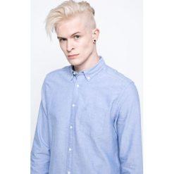 Wrangler - Koszula. Szare koszule damskie Wrangler, z długim rękawem. Za 219.90 zł.