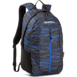 Plecak MERRELL - Rockford 2.0 JBF23882 Snorkel Blue Camo 402. Czarne plecaki damskie Merrell, z materiału, sportowe. W wyprzedaży za 139.00 zł.