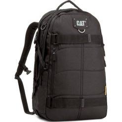 Plecak CATERPILLAR - Bryan 83433-01 Black. Czarne plecaki damskie Caterpillar, z materiału. Za 269.00 zł.