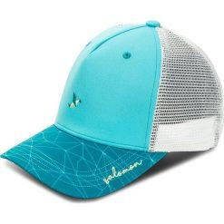 Czapka z daszkiem SALOMON - Mantra Logo Cap W 400469 08 G0 Blue Curacao. Niebieskie czapki i kapelusze damskie Salomon, z materiału. W wyprzedaży za 119.00 zł.