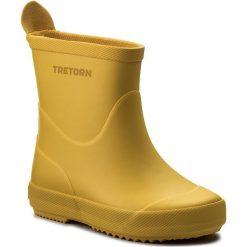 Kalosze TRETORN - 473398 70 Yellow. Kalosze chłopięce Tretorn. W wyprzedaży za 149.00 zł.