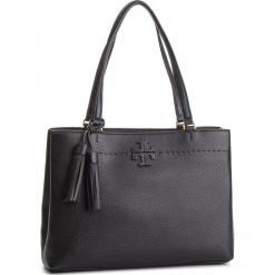 Torebka TORY BURCH - Mcgraw Triple Compartment 54298 Black 001. Czarne torebki do ręki damskie Tory Burch, ze skóry. Za 2,129.00 zł.