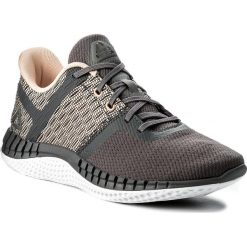 Buty Reebok - Print Run Next CN0428 Grey/Desert Dust/Pnk/Wht. Szare obuwie sportowe damskie Reebok, z materiału. W wyprzedaży za 259.00 zł.