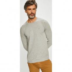 Joop! - Sweter. Szare swetry przez głowę męskie JOOP!, z bawełny, z okrągłym kołnierzem. W wyprzedaży za 339.90 zł.