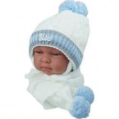 Czapka niemowlęca z szalikiem CZ+S 002A. Czapki dla dzieci marki Reserved. Za 38.76 zł.