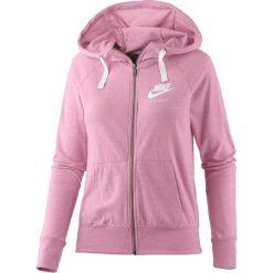 """Bluza """"Gym Vintage"""" w kolorze jasnoróżowym. Bluzy damskie Nike Women, z bawełny. W wyprzedaży za 152.95 zł."""
