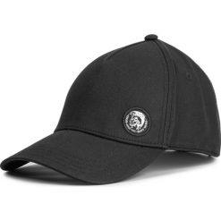 Czapka z daszkiem DIESEL - Cindi-Max Hat 00SHLF-0NAUI-900 Black. Szare czapki i kapelusze męskie marki Giacomo Conti, na zimę, z tkaniny. Za 339.00 zł.