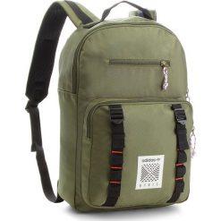 Plecak adidas - Backpack S DH3269  Olicar. Zielone plecaki damskie Adidas, z materiału. W wyprzedaży za 169.00 zł.
