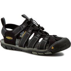 Sandały KEEN - Clearwater Cnx 1008660 Black/Gargoyle. Czarne sandały męskie Keen, z materiału. W wyprzedaży za 279.00 zł.