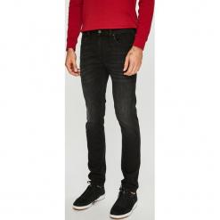 Diesel - Jeansy Thommer. Czarne jeansy męskie Diesel. W wyprzedaży za 559.90 zł.
