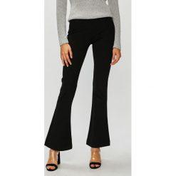 Vero Moda - Spodnie. Szare spodnie materiałowe damskie Vero Moda, z dzianiny. W wyprzedaży za 99.90 zł.