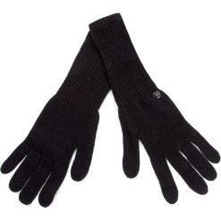 Rękawiczki Damskie LIU JO - Guanto Lungo Lamina N67274 M0300 Nero 22222. Czarne rękawiczki damskie Liu Jo, z materiału. W wyprzedaży za 139.00 zł.