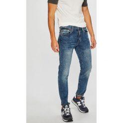 Levi's - Jeansy 512. Brązowe jeansy męskie Levi's. Za 399.90 zł.