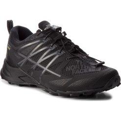Buty THE NORTH FACE - Ultra Mt II Gtx GORE-TEX T932ZBKX7 Tnf Black/Tnf Black. Czarne obuwie sportowe damskie The North Face, z gore-texu. W wyprzedaży za 479.00 zł.