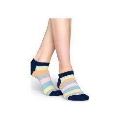 Skarpetki Happy Socks Low Socks STR05-9001. Czerwone skarpety męskie Happy Socks, z bawełny. Za 20.99 zł.