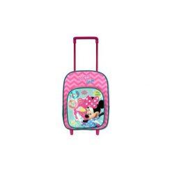 Disney Myszka Minnie Minie Walizka Plecak Na Kólkach Szelki. Różowe torby i plecaki dziecięce Świat Bajek. Za 69.00 zł.