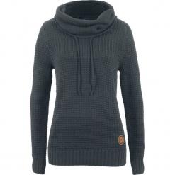 Sweter bonprix czarny. Czarne swetry damskie bonprix. Za 89.99 zł.