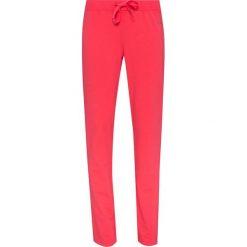 Spodnie dresowe DEHA ACTIVE Czerwony. Spodnie sportowe damskie Deha, z bawełny. Za 180.00 zł.