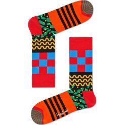 Happy Socks - Skarpety Mix Max. Czerwone skarpety męskie Happy Socks. W wyprzedaży za 29.90 zł.
