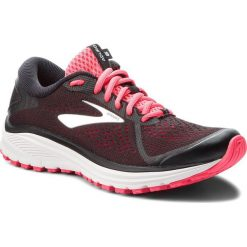 Buty BROOKS - Aduro 6 120270 1B 090 Black/Pink/Silver. Czarne obuwie sportowe damskie Brooks, z materiału. W wyprzedaży za 359.00 zł.
