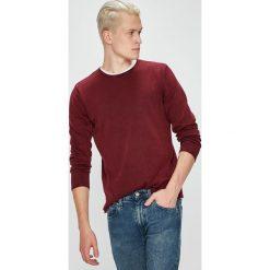 Only & Sons - Sweter. Szare swetry przez głowę męskie Only & Sons, z bawełny, z okrągłym kołnierzem. W wyprzedaży za 79.90 zł.