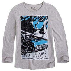 Koszulka w kolorze jasnoszarym. T-shirty dla chłopców marki Reserved. W wyprzedaży za 64.95 zł.