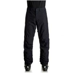 Quiksilver Spodnie Narciarskie Estate Pt M Snpt kvj0 Black Xl. Spodnie snowboardowe męskie marki WED'ZE. W wyprzedaży za 345.00 zł.