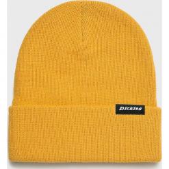 Dickies - Czapka/kapelusz 08.410153. Pomarańczowe czapki i kapelusze męskie Dickies. W wyprzedaży za 49.90 zł.