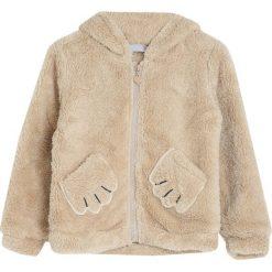 Beżowa Bluza Lazy Lullaby. Brązowe bluzy dla dziewczynek Born2be, na jesień. Za 44.99 zł.